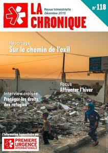 La Chronique n°118 - Decembre 2015
