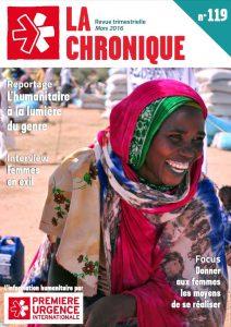 La Chronique n°119 – Mars 2016