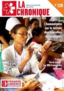 La Chronique n°120 – Juin 2016