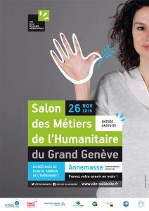 Salon des Métiers de l'Humanitaire du Grand Genève 2016