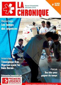 La Chronique N°122 - Décembre 2016