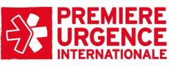 première urgence internationale logo web