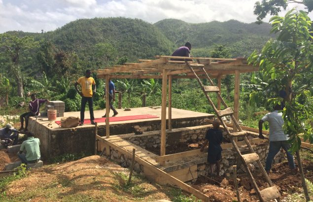 Accès à l'eau potable en Haïti