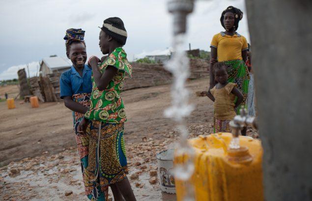 Urgence accès eau potable