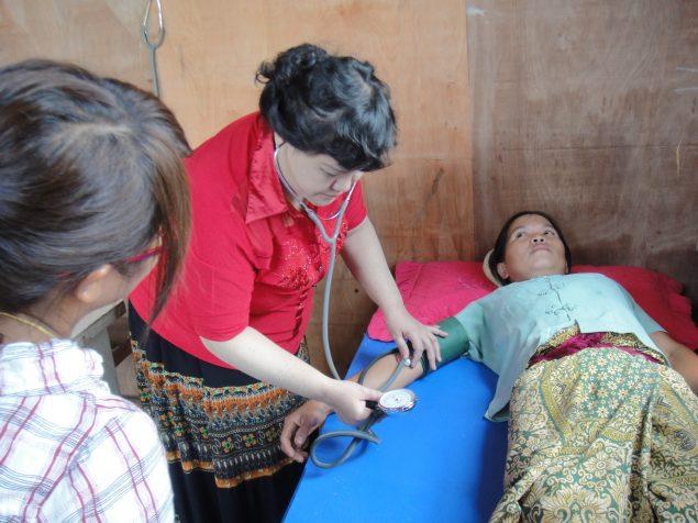 travailler dans une ONG humanitaire