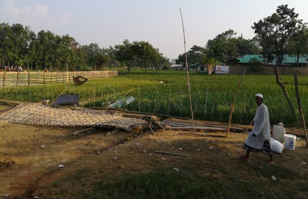 Au Bengladesh où sont réfugiés les Rohingyas
