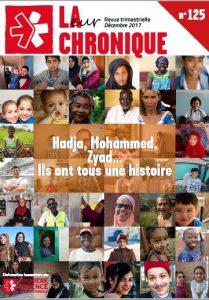 La Chronique N°125 -Décembre 2017