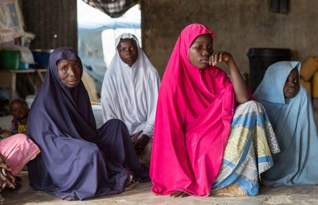 Femmes victimes de Boko Haram_Diaporama_Nigeria