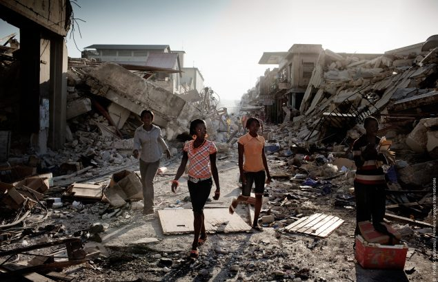The Emergency fund has already been used in Haiti