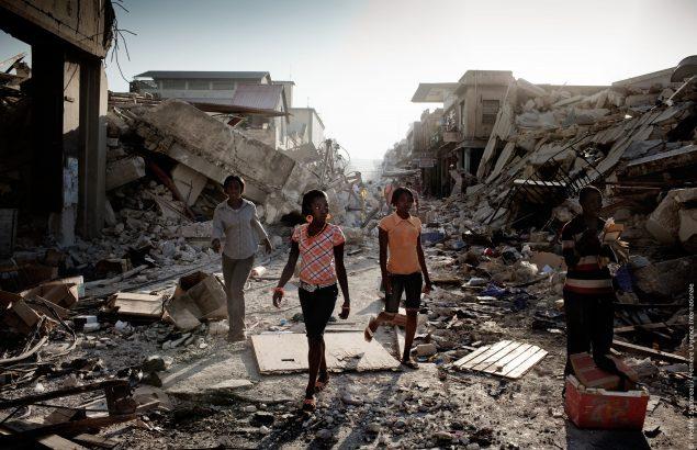 Le fonds d'urgence a déjà été utilisé pour Haïti