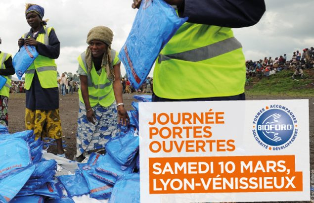 Journée portes ouvertes pour les métiers de l'humanitaire le samedi 10 mars 2018