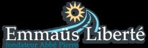 Logo Emmaüs Liberté