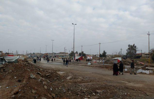 Après la bataille de Mossoul