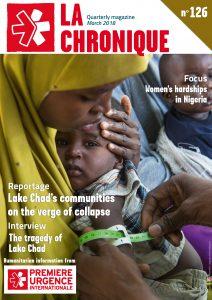La Chronique N° 126 - March 2018