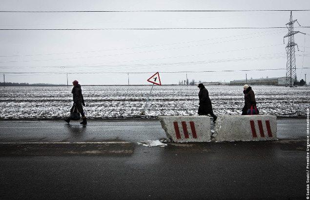 La situation in Ukraine continue d'être critique pour sa population