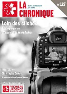 La Chronique N°127- Juin 2018