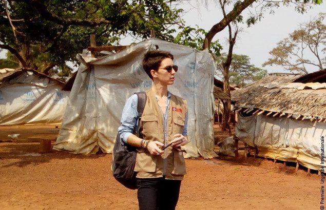 Fanny Vagné nous raconte du retour du Cameroun son expérience dans l'humanitaire