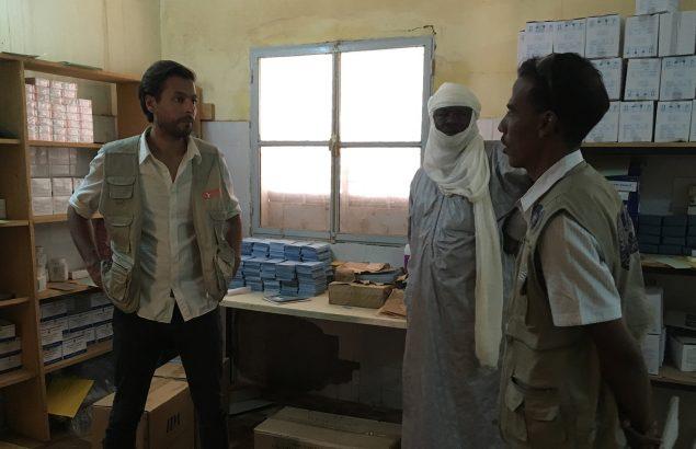 gestion du service des urgences et du développement opérationnel