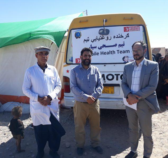 Medical Docteur in Afghanistan