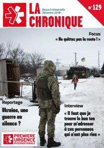 La Chronique N°129 - Décembre 2018