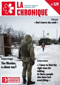 La Chronique N°129 - December 2018