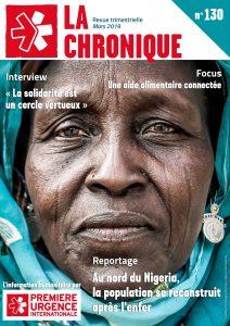 La Chronique N°130 - Mars 2019