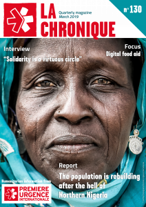 La chronique N°130 - March 2019