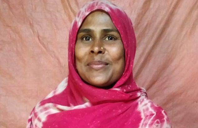 Fatema, réfugiée au Bangladesh avec sa famille