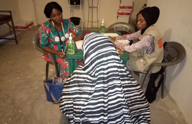 Soutien psychosocial au Nigeria