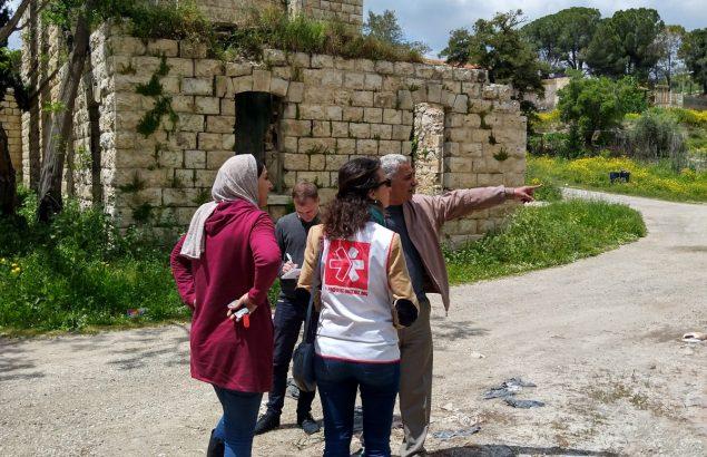 Plaidoyer en Territoire palestinien occupé
