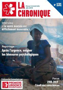 La Chronique N°131 - Juin 2019