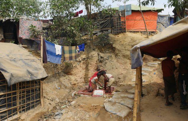Eau et assainissement au Bangladesh