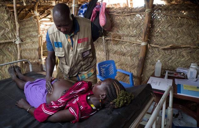 PUI au Soudan du Sud