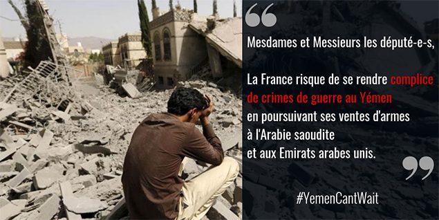Yémen cant wait