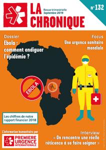 La Chronique N°132 - Septembre 2019