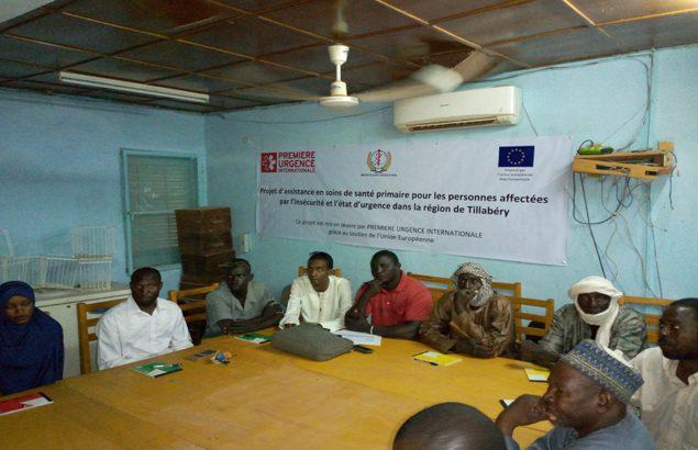 assistance en soins de santé primaire au Niger