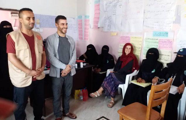 Mokha dans le sud du Yémen