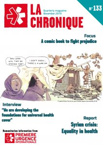 La Chronique N°133 – November 2019