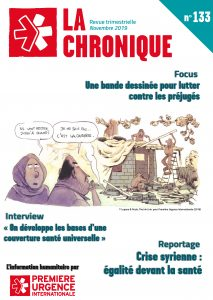 La Chronique N°133 - Novembre 2019