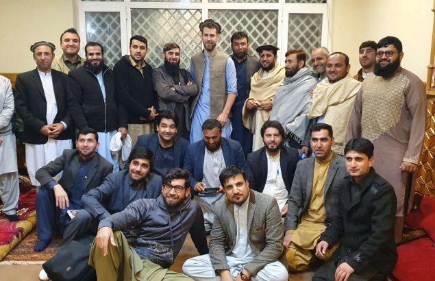 Travailleurs humanitaires en Afghanistan