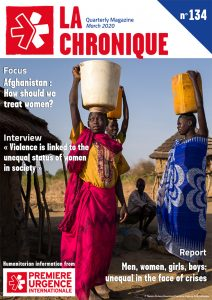 La Chronique N°134 - March 2020