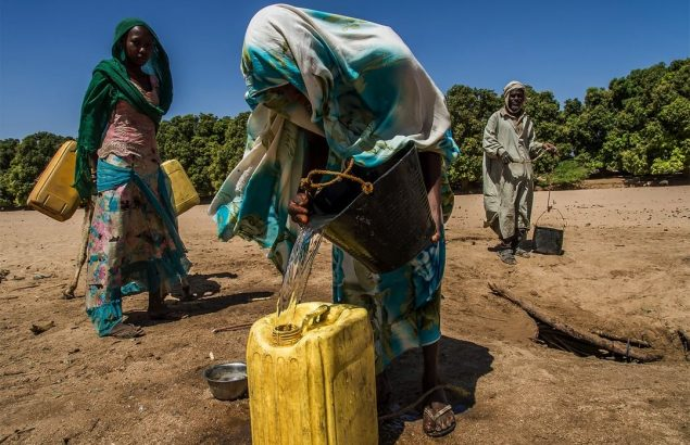 L'eau, l'hygiène, et l'assainissement sont important surtout en cas de pandémie