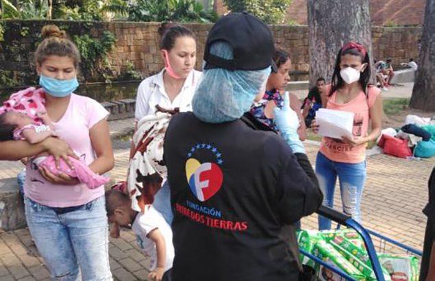 Intervention de Première Urgence Internationale sur le Covid-19 en Colombie