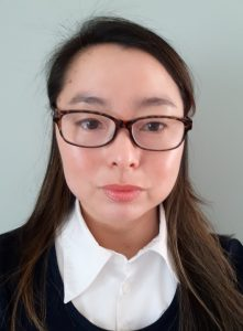 Tara Williams lors de l'équalithon COVID-19 lutter contre les fausses informations