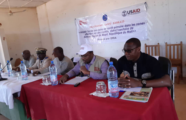 Comment améliorer l'accès aux soins de santé primaire à Bankass au Mali