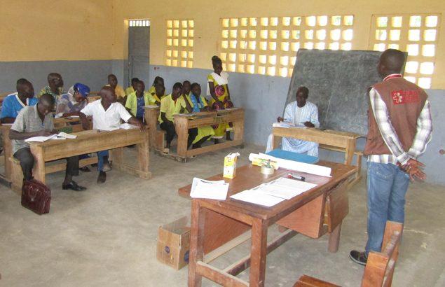 promouvoir l'hygiène à l'école au Cameroun