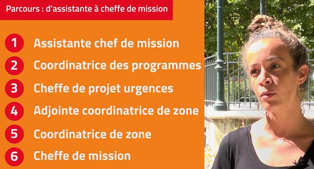 Travailler dans l'humanitaire : Découvrez le témoignage de Wendy PIERRE, Chargée des Urgences pour Première Urgence Internationale