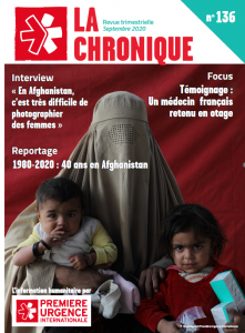 La Chronique N°135 - September 2020