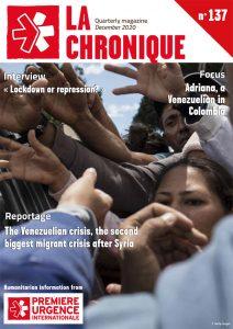 La Chronique N°137 – December 2020