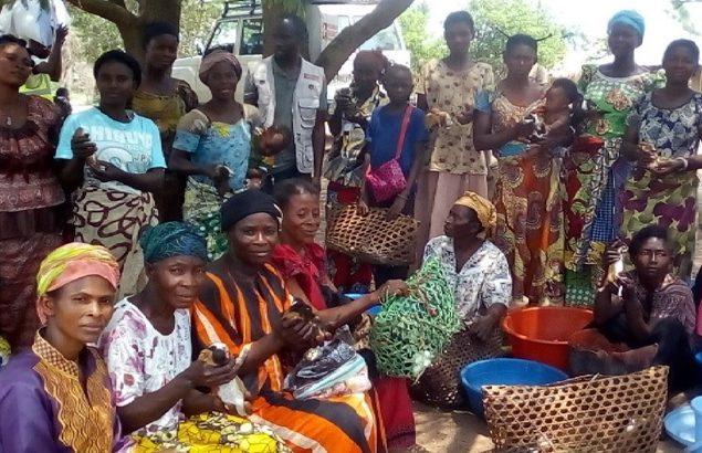 Projet de sécurité alimentaire en République démocratique du Congo
